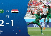 Highlights: Saudi Arabia 2-1 Ai Cập (Bảng A World Cup 2018)